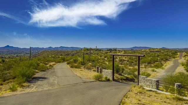 Lot 5 Saguaro Estates, Wickenburg, AZ 85390 (MLS #6164646) :: Long Realty West Valley