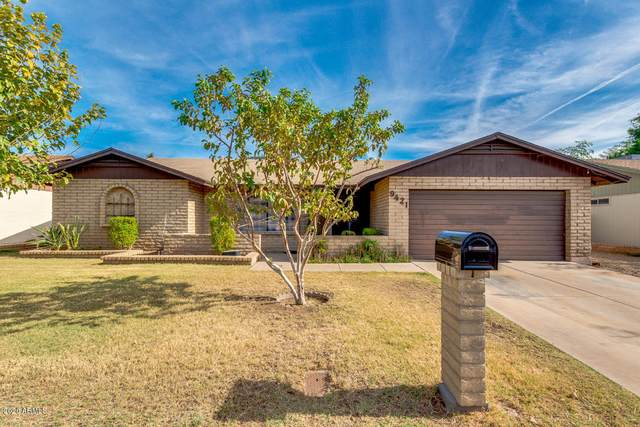 9421 N 49TH Avenue, Glendale, AZ 85302 (MLS #6164653) :: The Laughton Team