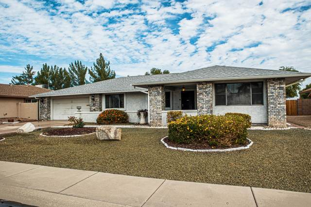 12822 W Crystal Lake Drive, Sun City West, AZ 85375 (MLS #6164655) :: Long Realty West Valley