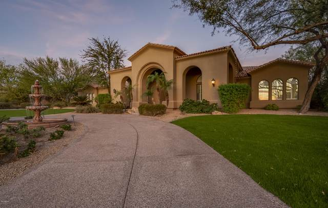 9549 N 129TH Place, Scottsdale, AZ 85259 (MLS #6164656) :: The Carin Nguyen Team