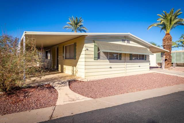3104 E Broadway Road #145, Mesa, AZ 85204 (MLS #6164659) :: REMAX Professionals