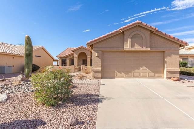 24414 S Starcrest Drive, Sun Lakes, AZ 85248 (MLS #6164663) :: Long Realty West Valley