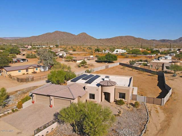 38821 N 10TH Street, Phoenix, AZ 85086 (MLS #6164667) :: The Riddle Group