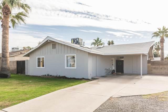 3127 W Mescal Street, Phoenix, AZ 85029 (MLS #6164697) :: BVO Luxury Group