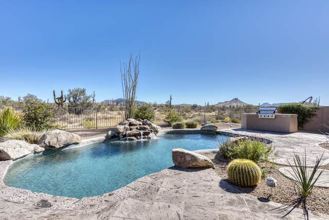 34767 N 99TH Way N, Scottsdale, AZ 85262 (MLS #6164703) :: The Laughton Team