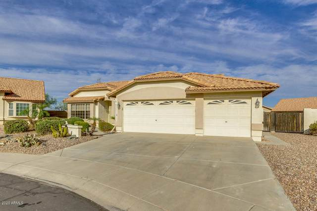 11078 W Burnett Road, Sun City, AZ 85373 (MLS #6164722) :: The Daniel Montez Real Estate Group