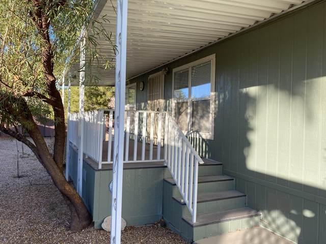 19802 N 32nd Street #20, Phoenix, AZ 85050 (MLS #6164723) :: Brett Tanner Home Selling Team