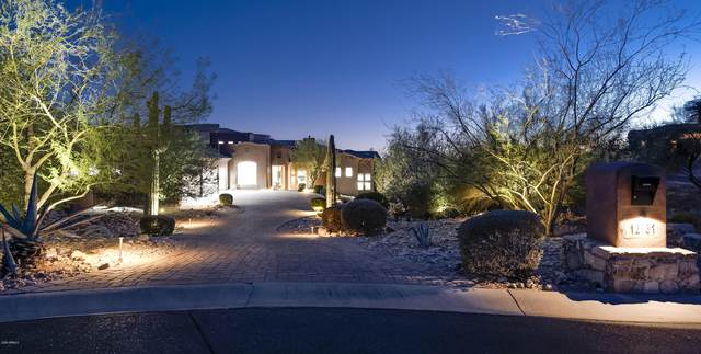 12731 N 128TH Place, Scottsdale, AZ 85259 (MLS #6164732) :: The Carin Nguyen Team