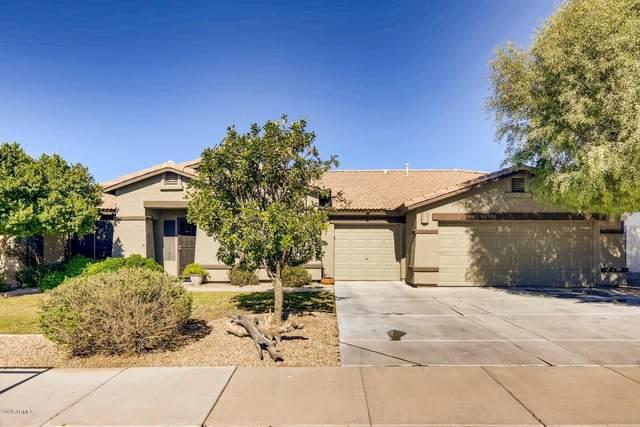 17688 W Copper Ridge Drive, Goodyear, AZ 85338 (MLS #6164740) :: The Carin Nguyen Team