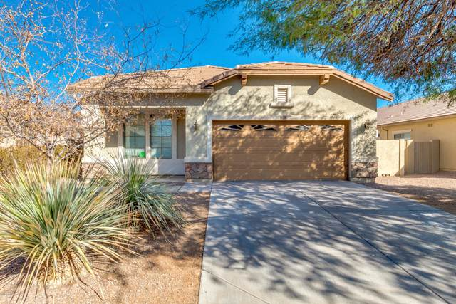 1678 E Jahns Drive, Casa Grande, AZ 85122 (MLS #6164755) :: The Property Partners at eXp Realty