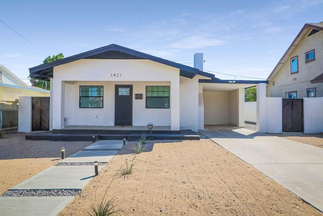 1421 E Garfield Street, Phoenix, AZ 85006 (MLS #6164762) :: The Laughton Team