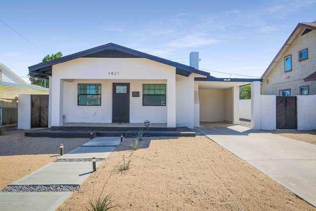 1421 E Garfield Street, Phoenix, AZ 85006 (MLS #6164762) :: Maison DeBlanc Real Estate