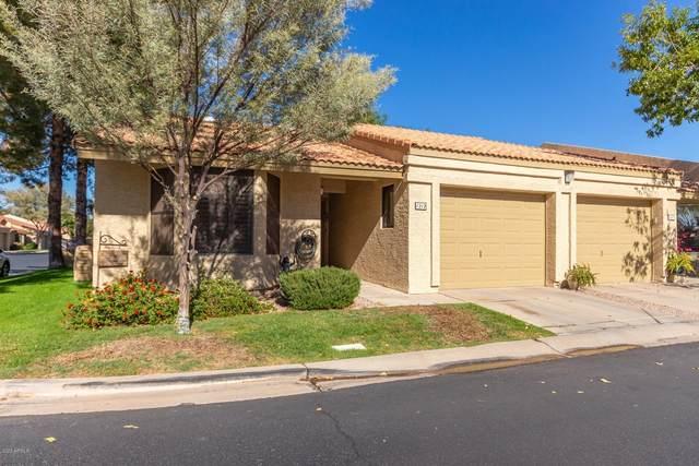 1021 S Greenfield Road #1212, Mesa, AZ 85206 (MLS #6164764) :: The Carin Nguyen Team
