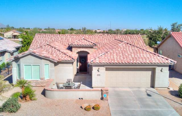 2624 E Desert Wind Drive, Casa Grande, AZ 85194 (MLS #6164765) :: BVO Luxury Group