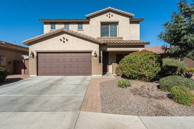 886 W Trellis Road, San Tan Valley, AZ 85140 (MLS #6164773) :: Power Realty Group Model Home Center