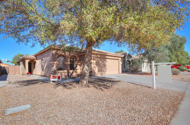 43670 W Sagebrush Trail, Maricopa, AZ 85138 (MLS #6164780) :: The Laughton Team