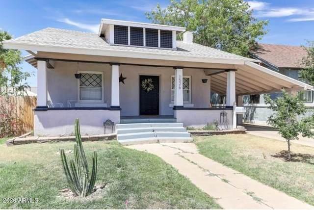 1526 W Monroe Street, Phoenix, AZ 85007 (#6164788) :: Long Realty Company