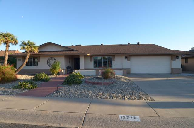 12715 W Beechwood Drive, Sun City West, AZ 85375 (MLS #6164794) :: TIBBS Realty