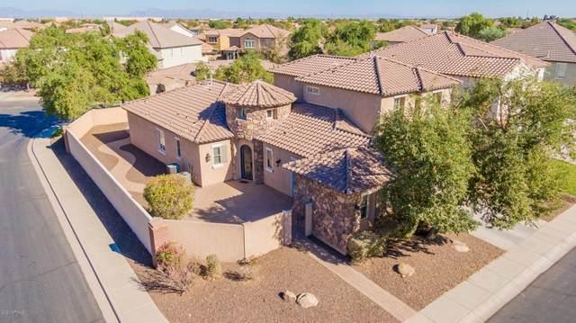 2166 E Desert Broom Drive, Chandler, AZ 85286 (MLS #6164800) :: The Laughton Team