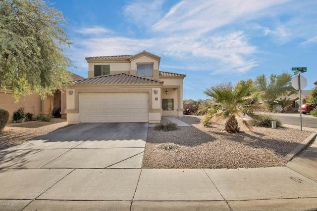 3311 W Santa Cruz Avenue, Queen Creek, AZ 85142 (MLS #6164821) :: Power Realty Group Model Home Center