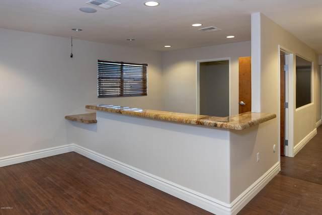 605 N Gilbert Road, Mesa, AZ 85203 (MLS #6164826) :: Maison DeBlanc Real Estate