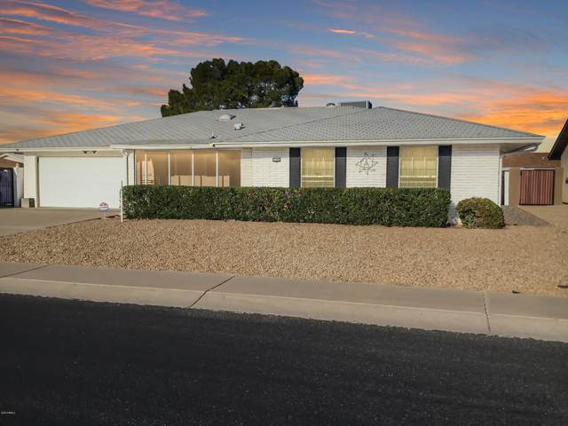 15202 N Agua Fria Drive, Sun City, AZ 85351 (MLS #6164844) :: The Laughton Team