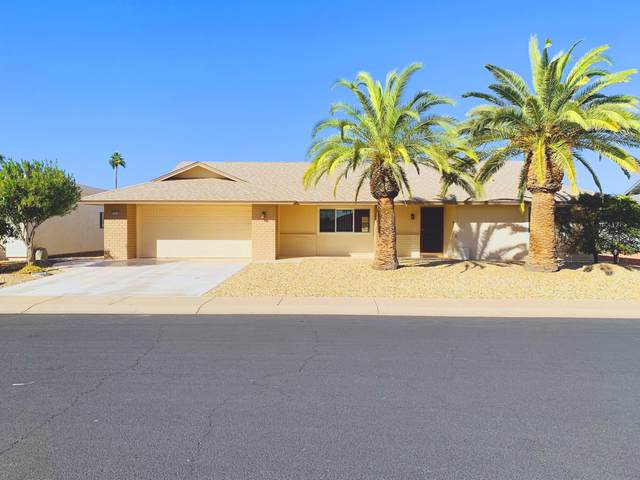 12414 W Keystone Drive, Sun City West, AZ 85375 (MLS #6164847) :: Power Realty Group Model Home Center