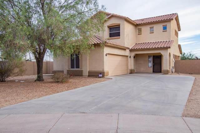 5621 S 10TH Drive, Phoenix, AZ 85041 (MLS #6164849) :: The Laughton Team