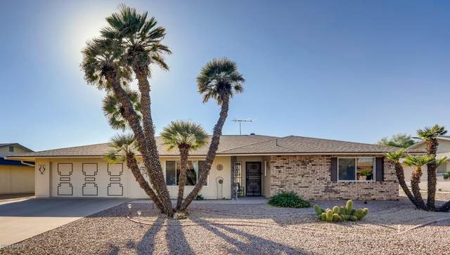 17818 N 135TH Avenue, Sun City West, AZ 85375 (MLS #6164851) :: The Carin Nguyen Team