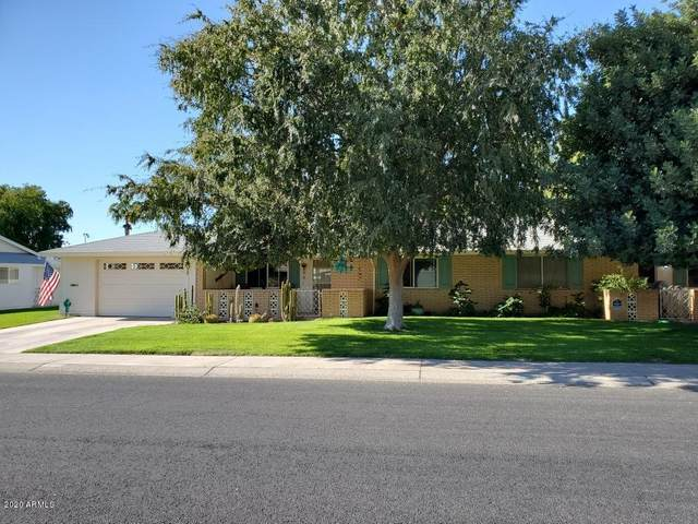 10109 W Kingswood Circle, Sun City, AZ 85351 (MLS #6164876) :: The Laughton Team