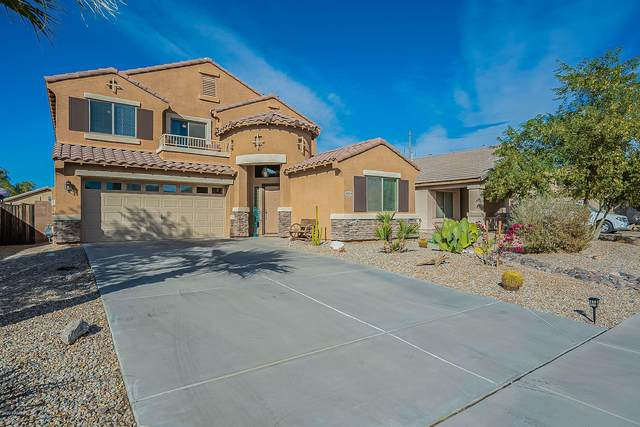41254 W Walker Way, Maricopa, AZ 85138 (MLS #6164881) :: The Laughton Team