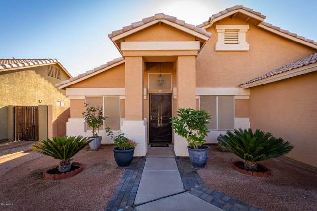 1465 S Monterey Street, Gilbert, AZ 85233 (MLS #6164900) :: BVO Luxury Group