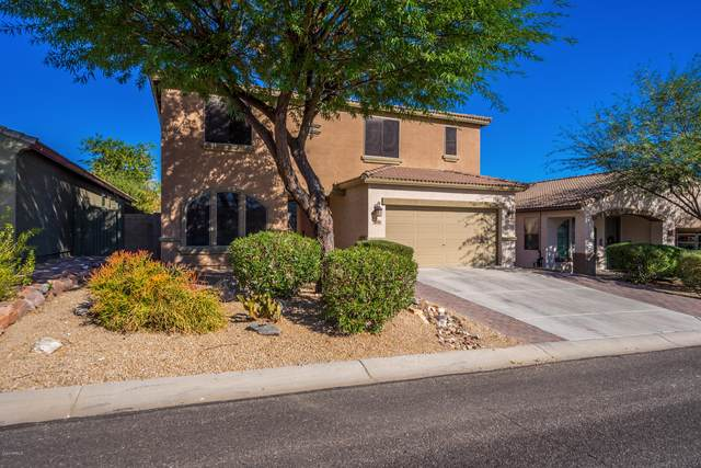18270 E La Posada Court, Gold Canyon, AZ 85118 (MLS #6164907) :: The Laughton Team