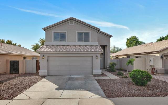 16281 W Tasha Drive, Surprise, AZ 85374 (MLS #6164912) :: The Daniel Montez Real Estate Group