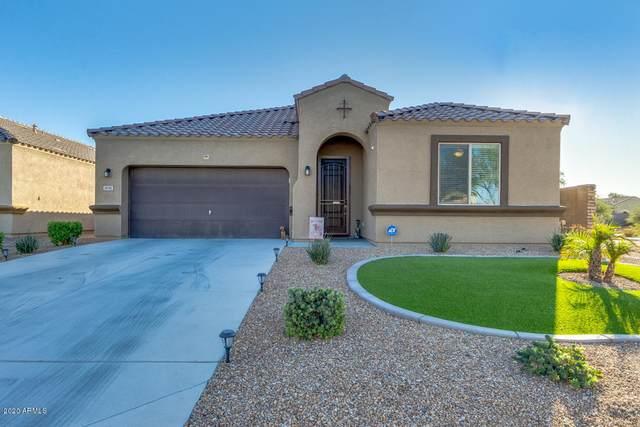28785 N Boulder Opal Way, San Tan Valley, AZ 85143 (MLS #6164917) :: The Laughton Team