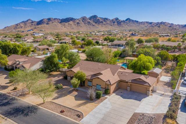 9755 W Golddust Drive, Queen Creek, AZ 85142 (MLS #6164918) :: The Laughton Team