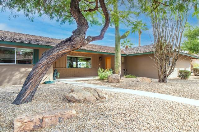 5525 E Lincoln Drive #78, Paradise Valley, AZ 85253 (MLS #6164920) :: Long Realty West Valley