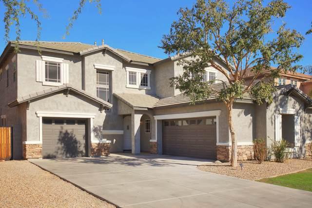 3344 E Kesler Lane, Gilbert, AZ 85295 (MLS #6164921) :: BVO Luxury Group