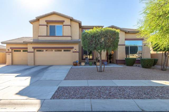 7597 W Rovey Avenue, Glendale, AZ 85303 (MLS #6164925) :: The Laughton Team