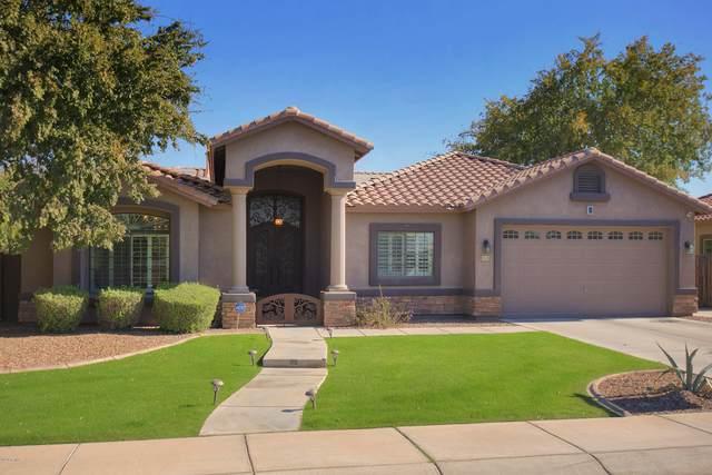 5415 S Monte Vista Street, Chandler, AZ 85249 (MLS #6164928) :: John Hogen | Realty ONE Group