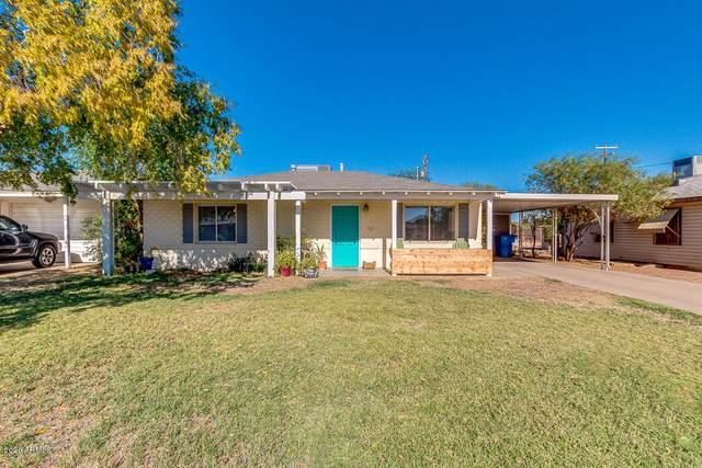 2134 W Mitchell Drive, Phoenix, AZ 85015 (MLS #6164937) :: Maison DeBlanc Real Estate
