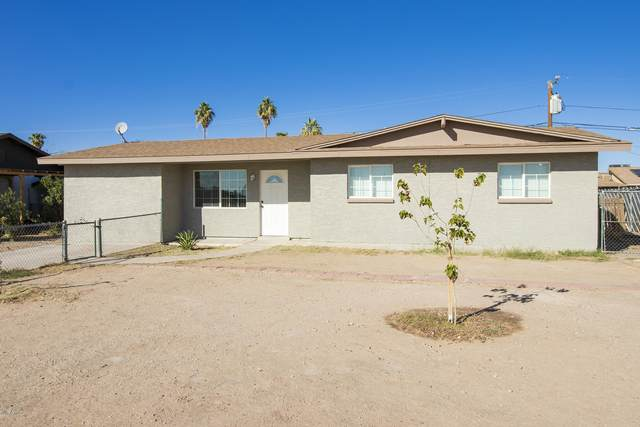 1280 E Rodeo Road, Casa Grande, AZ 85122 (MLS #6164939) :: The Carin Nguyen Team