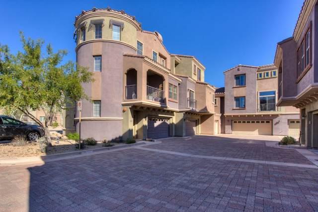 3935 E Rough Rider Road #1140, Phoenix, AZ 85050 (MLS #6164940) :: The Laughton Team