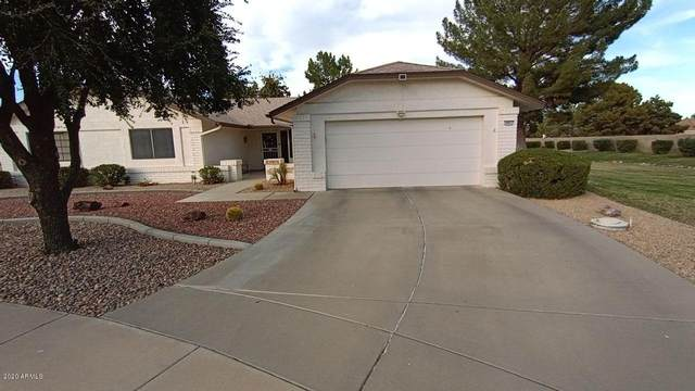 19411 N Trail Ridge Drive, Sun City West, AZ 85375 (MLS #6164943) :: The Laughton Team