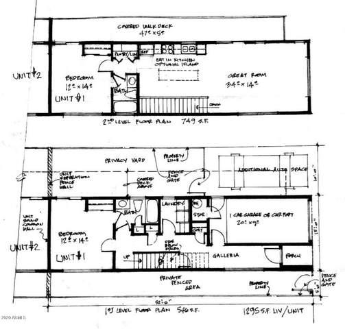 1933 E Monroe Street, Phoenix, AZ 85034 (MLS #6164952) :: The Laughton Team