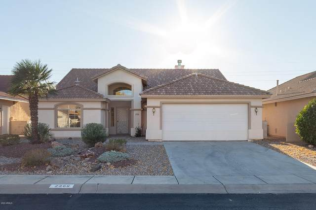 2356 Candlewood Drive, Sierra Vista, AZ 85650 (MLS #6164957) :: CANAM Realty Group