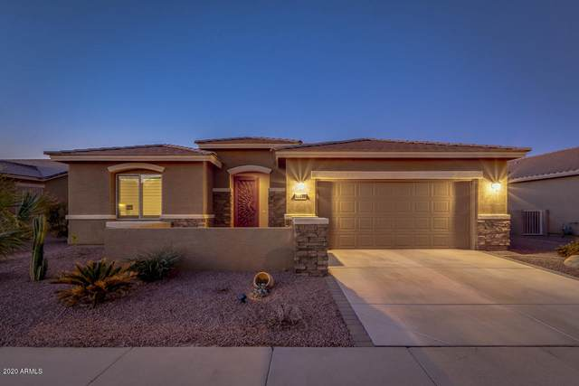 42810 W Mallard Road, Maricopa, AZ 85138 (MLS #6164964) :: NextView Home Professionals, Brokered by eXp Realty