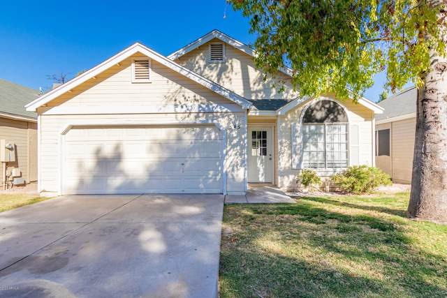 235 N 22ND Place #545, Mesa, AZ 85213 (MLS #6164980) :: Lifestyle Partners Team