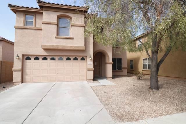 2218 N 94TH Lane, Phoenix, AZ 85037 (MLS #6164992) :: The Laughton Team