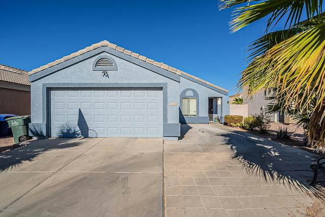 12418 W Windrose Drive, El Mirage, AZ 85335 (MLS #6165000) :: The Riddle Group